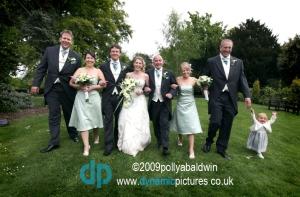 Stanton wedding