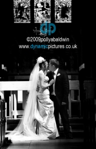 Nathan and Adele's wedding