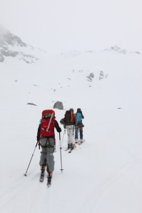 Glacier Du Borgne