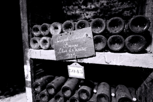 The last of Drouhin's 1991 Clos des Mouches